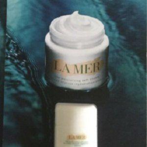 Lamer Soft Glow Moisturizing Soft Cream 0.17oz NEW